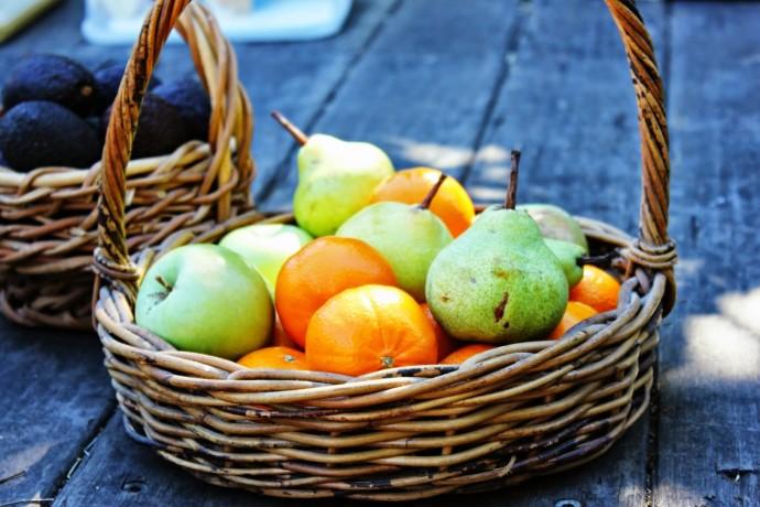 hormones fruit