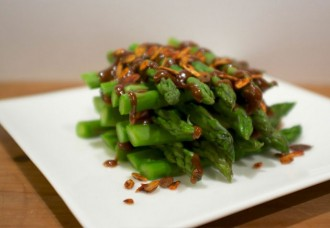 asparagus jenga recipe