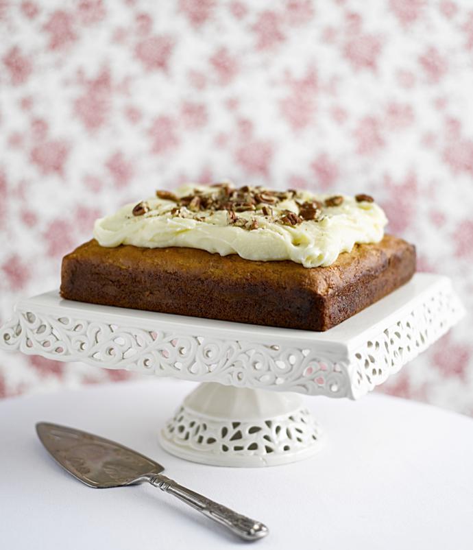 bake off cake swede