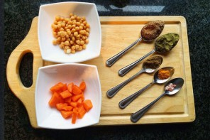 Protein boosted falafels