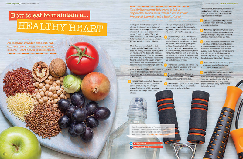 food healthy heart