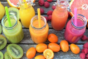 Can you juice yourself younger?