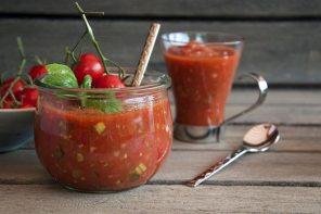 Autumn Gazpacho – La fête de la Tomate