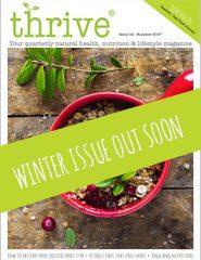thrive magazine winter 2017