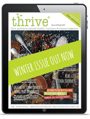 nutrition – Thrive Magazine