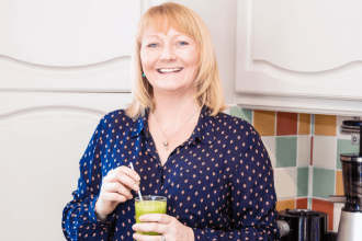 sue hay editor - thrive magazine