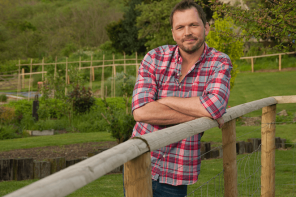 Talking Food with Jimmy Doherty from Food Unwrapped