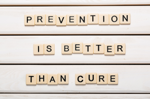 Stop thinking cure and start thinking prevention!
