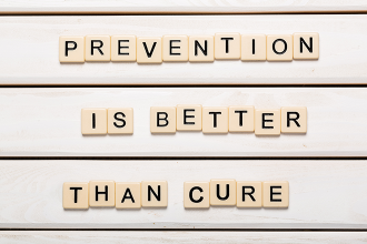 prevention not cure – Thrive Magazine