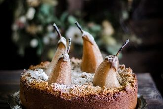 Pear-Cake - Thrive Nutrition and Health Magazine