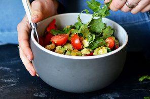 Mexican Mango Black Bean Salad