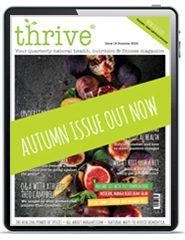 autumn issue thrive health magazine
