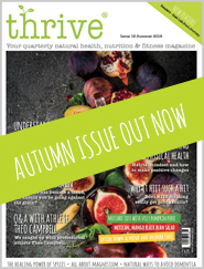 autumn issue thrive health magazine