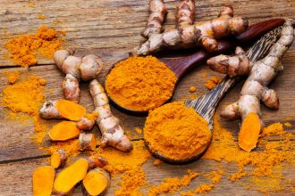 healthy turmeric