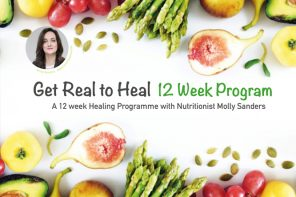 Get Real to Heal – 12 weeks of nutritional healing