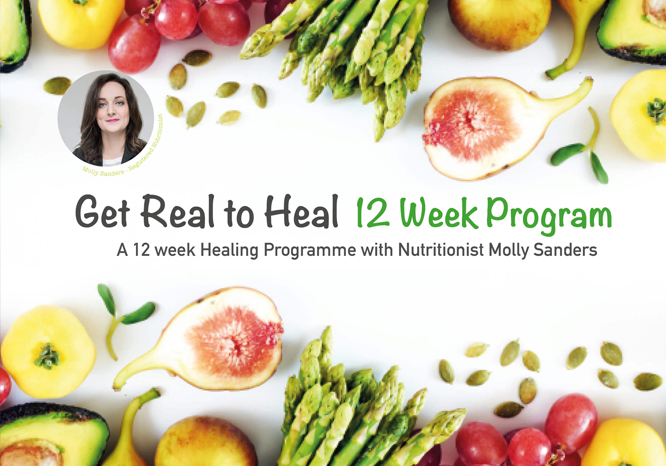 get real to heal - Thrive Nutrition and Health Magazine