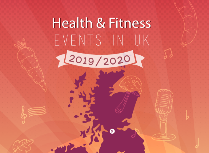 health and fitness events uk - Thrive Nutrition and Health Magazine