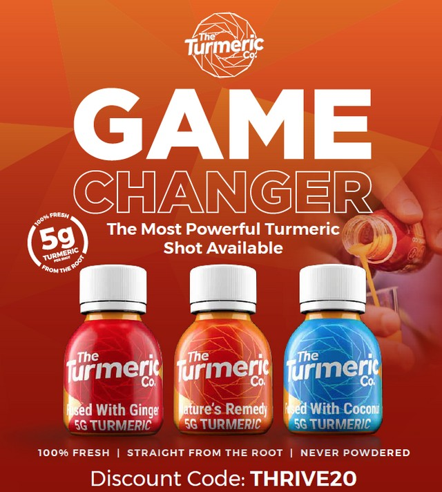 the turmeric company