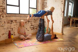 Spreading the spirit and joy of yoga