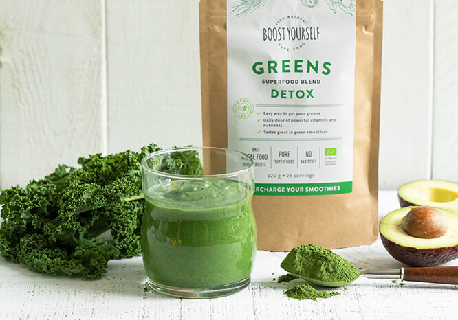7 reasons to drink a green smoothie every single day!