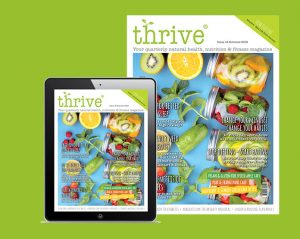 - Thrive Nutrition and Health Magazine