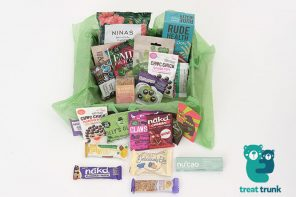 treat trunk box - Thrive Nutrition and Health Magazine