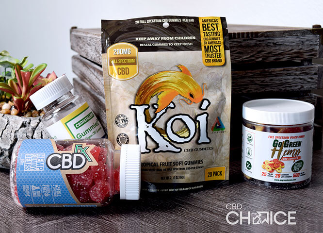 cbd products and oil