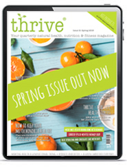 thrive magazine nutrition - Thrive Nutrition and Health Magazine