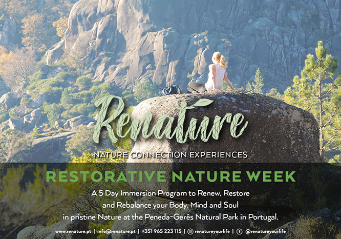 renature retreats - Thrive Nutrition and Health Magazine