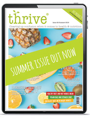thrive health magazine