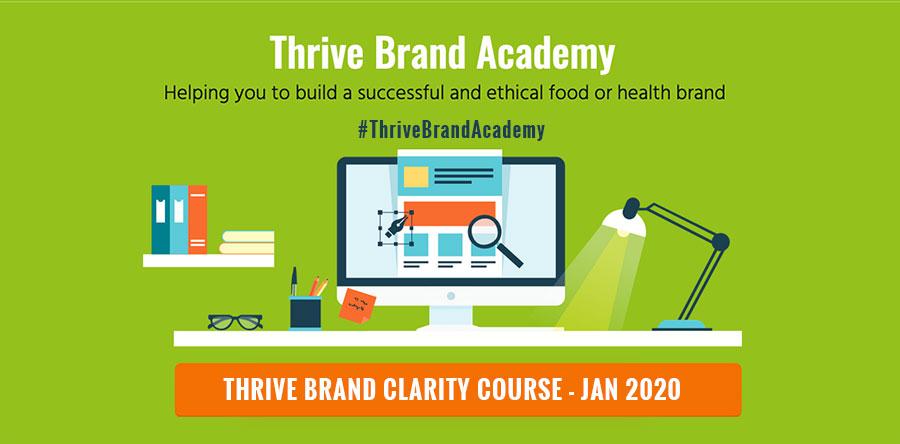 thrive brand academy