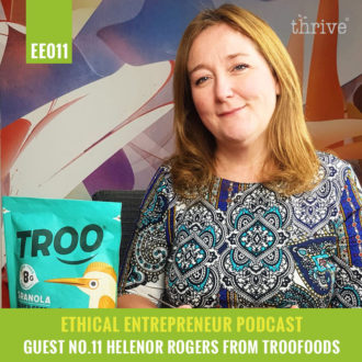 helenor troofoods - thrive podcast