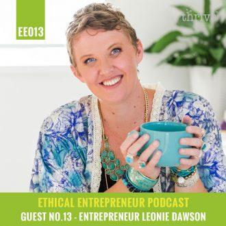 leonie dawson - thrive magazine