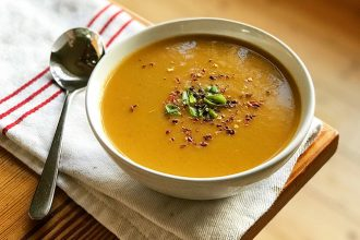 winter soup - thrive magazine