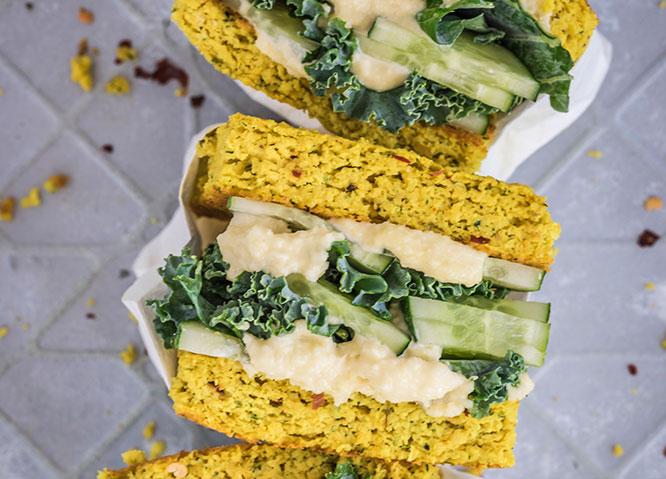 turmeric bread thrive magazine