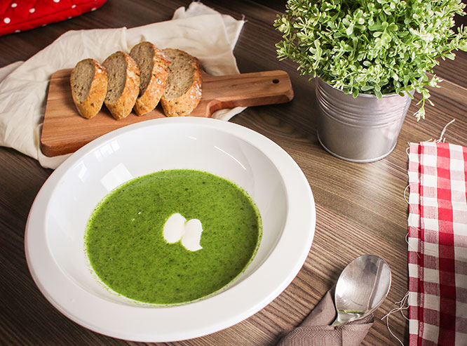 green soup thrive magazine