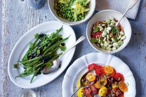 10 Minute Vegetable Side Dishes