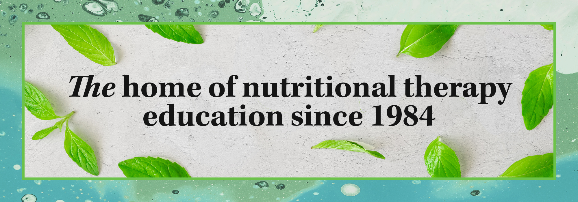 IOn learn nutrition - thrive magazine