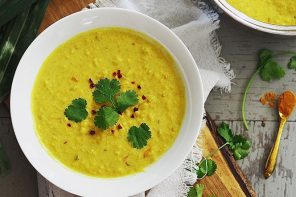 Coconut Mung or Lentil Dahl