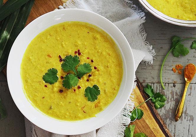 lentil dahl recipe thrive magazine