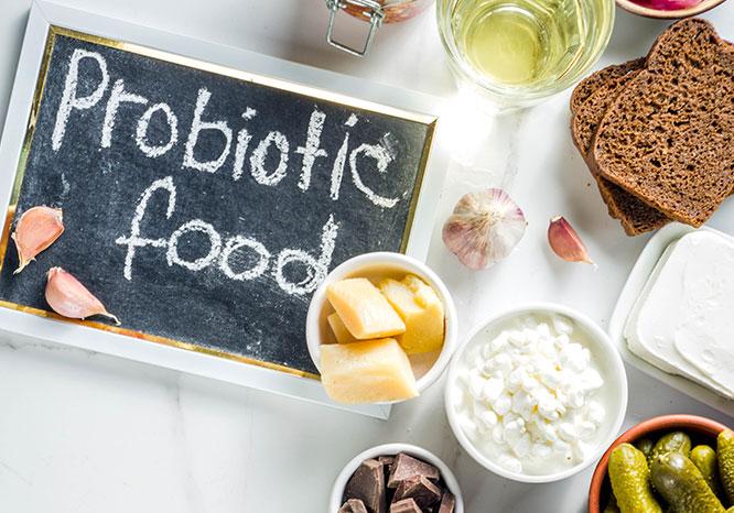 probiotics food