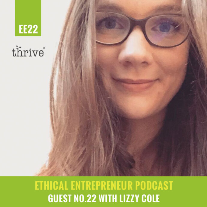 lizzy cole nutrition - thrive magazine