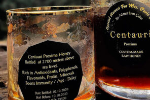 Centauri Honey – the world's most expensive brand of sought-after honey