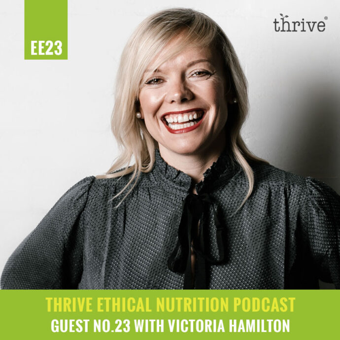 victoria hamilton autoimmune - thrive magazine