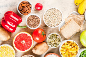 The role that fibre plays on gut health