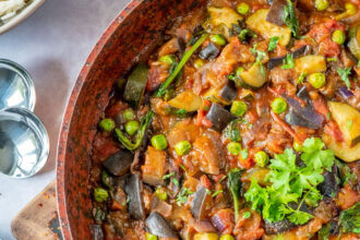 Healthy Veggie Winter Stew