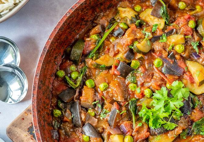 Healthy Veggie Winter Stew