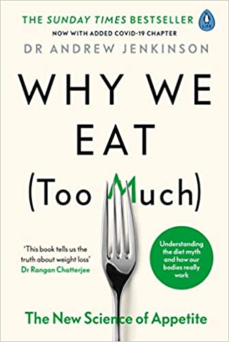 why we eat too much