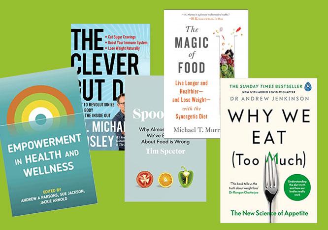 nutrition books 2021