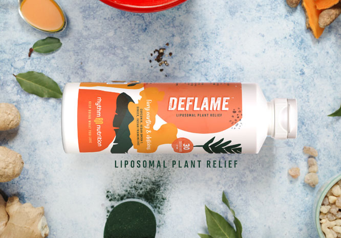 deflame reduce inflammation
